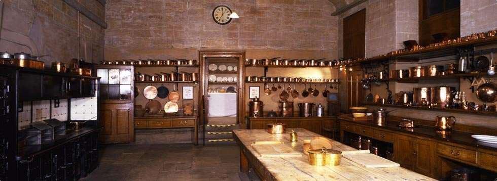 Harewood House Said To Have Inspired The Creation Of The Downton Extraordinary Downton Abbey Kitchen Design Review